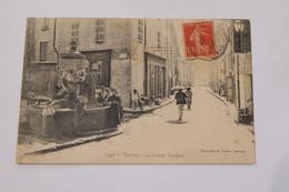 TOURVES - La Grande Fontaine - Autres Communes