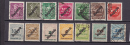Germany - 1923 Year _ MIchel Dienst 75/88 - Used/MH - Officials