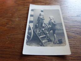 Carte Photo Oostende Ostende Le Bon Lebon Photo Montage Surréalisme 1914 - Oostende