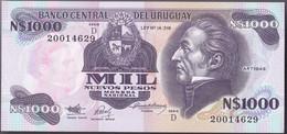 Billet Uruguay Neuf - Uruguay