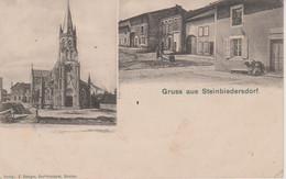 PONTPIERRE - 2 VUES - GRUSS AUS - Other Municipalities