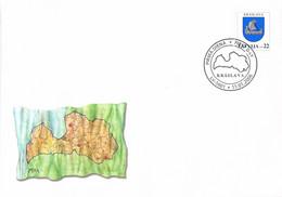 Latvia FDC 2006 Coat Of Arms (DD27-16) - Letonia