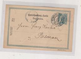 SLOVENIA, Austria 1903 SMARJE Nice Postal Stationery - Slovénie