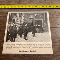 1930 PATI1 L'au Château De Gaesbeek Comtesse Arconati-Visconti - Ohne Zuordnung