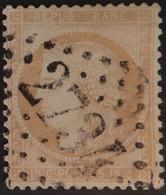 59 (cote 8 €) Obl GC 2734 Orchies (57 Nord ) Ind 4 - 1849-1876: Klassieke Periode