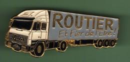 ROUTIER ET FIER DE L'ETRE! *** N°2 *** 1082 (10-6) - Transportation