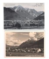 2 Stk Alte AK Lienz, Tirol/Osttirol, Beide Gelaufen - Lienz