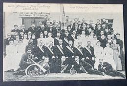 Thomaskirch/ Katholischer Männer-und Jünglingsverein/ Stiftungsfest 1903 - Polonia