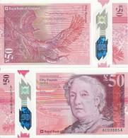 Scotland - 50 Pounds 2020 ( 2021 ) UNC RBS Lemberg-Zp - 50 Pounds