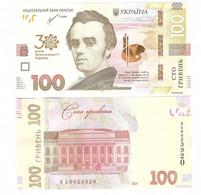Ukraine - 100 Hryven 2021 UNC 30 Years Of Independence Comm. Lemberg-Zp - Ukraine