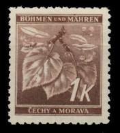 BÖHMEN MÄHREN Nr 67 Postfrisch S345AA2 - Nuovi