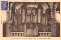 VESOUL - Eglise Saint Georges - Les Orgues - Très Bon état - Vesoul