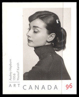 Canada (Scott No.2272 - Audrey Hepburnl Par-by / Yousuf Karsh)+ [**] - Unused Stamps