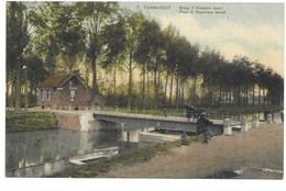 Turnhout - Brug 2 Nieuwe Vaart. - Turnhout