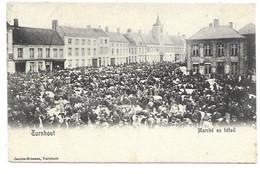 Turnhout - Marché Au Bétail. - Turnhout