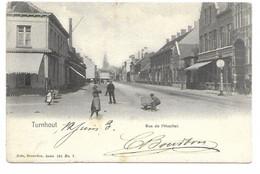 Turnhout - Rue De L'Hopital. - Turnhout