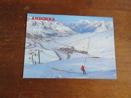 5836 - PAS DE LA CASA (Andorra) - Vista General - Andorre