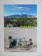 Turkmenistan Ashgabat International Airport - Aerodromes