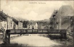 CPA Champlitte Haute Saône, Les Tanneries - Other Municipalities