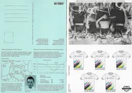 Belg. 2021 - Dans La Roue Des Belges  ** (cyclisme - Championnat Du Monde) - Ongebruikt