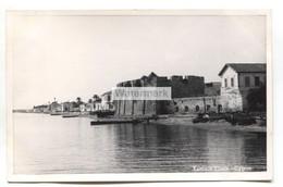 Larnaca Castle, Cyprus - C1950's Real Photo Postcard - Cipro