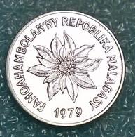 Madagascar 1 Franc, 1979 -4617 - Madagascar