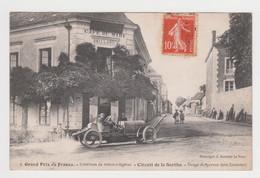 Ecommoy. Circuit De La Sarthe. - Ecommoy
