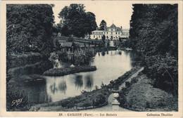 CPA GAILLON Les Rotoirs (1149176) - Otros Municipios