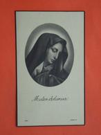 Auguste Roose - Loones Geboren Te Aartrijke 1868 Overleden Te Abeele - Poperinghe 1935 (2scans) - Religione & Esoterismo