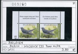 Buzin 2021 - Belgien 2021 - Belgique - Belgium - Belgie - Michel ? - Vögel Buzin Oiseaux Birds - ** Mnh Neuf Postfris - 1985-.. Birds (Buzin)