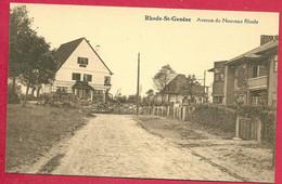 C.P.  Rhode-Saint-Genèse  =  Avenue  Du  NOUVEAU  RHODE - Rhode-St-Genèse - St-Genesius-Rode