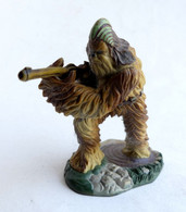 FIGURINE STAR WARS UNLEASHED WOOKIE WARRIOR 2005 (mod B) - Power Of The Force