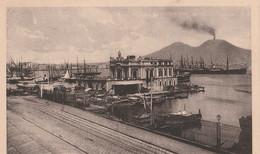 Cartolina - Postcard / Non Viaggiata - Unsent /  Napoli - Stazione Marittima. - Napoli (Naples)