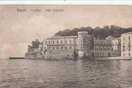 Cartolina - Postcard /  Viaggiata - Sent /  Napoli - Villa Posillipo. - Napoli (Naples)