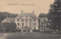CPA - Guidel - Kerbastic - Vue Du Château - Guidel
