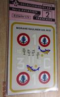 ABT21 Très Rare Décal Années 70 ABT : 1/72e AVIATION FRANCAISE N°2 : MORANE SAULNIER MS 225 AERONAVALE 1933-35 MARIGNANE - Transfer
