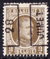 Jumet  1928  Nr. 4169A - Roller Precancels 1920-29