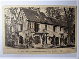 FRANCE - EURE - LOUVIERS - Château Saint-Hilaire - Le Pavillon - Louviers