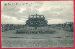 C.P.  Rhode-Saint-Genèse  = Parc  De La GRANDE ESPINETTE  : Campagne De LANSRODE - Rhode-St-Genèse - St-Genesius-Rode