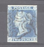 0gb  0620 -  GB  :  Yv  4a  (o)    J-H  Croix De Malte, Sans Doute  Dublin I - Used Stamps
