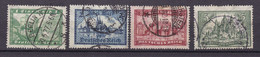 Germany - Reich - 1924 Year _ Michel 364/367 - Used - Used Stamps