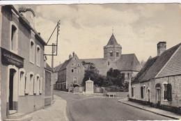 62 WIMILLE Façade Café Duchossoy , Rond Point Du Monument - Otros Municipios