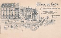 Hôtel De Lyon Place De Jaude - Clermont Ferrand