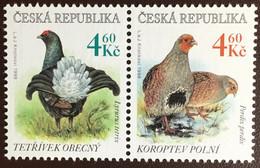 Czech Republic 1998 Birds MNH - Unclassified
