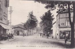 Clermont Ferrand Les Quatre Routes - Clermont Ferrand