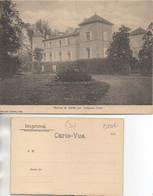 30 Château De Cardet Par Ledignan  .Mini Carte Double 8x12 - Altri Comuni