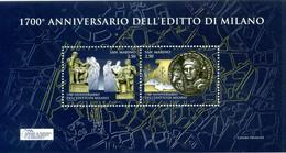 2013 SAN MARINO BF125 MNH ** - Blocks & Sheetlets