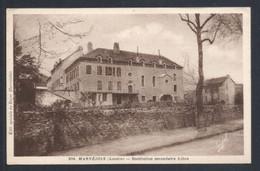 INSTITUTION SECONDAIRE LIBRE - Marvejols