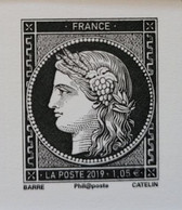 France Timbre NEUF N°5359 - Année 2019 -  Cérès 1.05 € - Unused Stamps