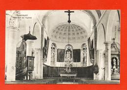 GIRECOURT SUR DURBION Intérieur De L'église - Neufchateau